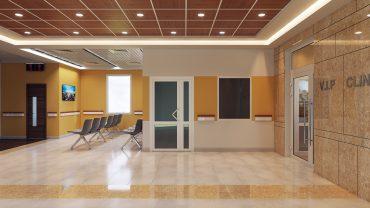 Thiết kế cải tạo bệnh viện Hùng Vương