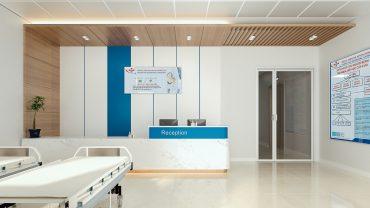 Thiết kế phòng khám tư nhân cần yêu cầu gì?